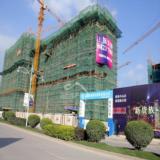 2012年8月13日中茵上城美域工程进度